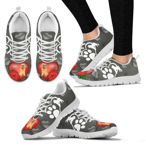 Valentine's Day Special-Brussels Griffon Print Running Shoes For Women-Free Shipping