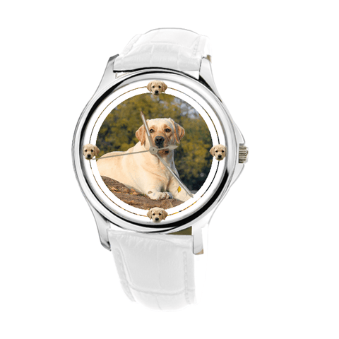 Labrador Retriever Women Fashion Wrist Watch- Free Shipping-Paww-Printz-Merchandise