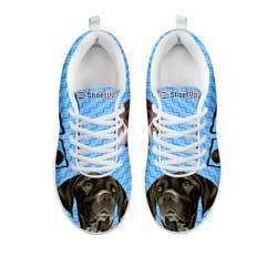 Amazing German Shorthaired Pointer  Dog-Women's Running Shoes-Free Shipping-For 24 Hours Only
