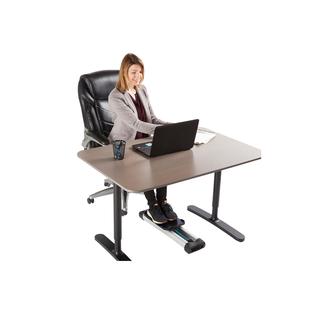 leg exerciser under desk exercise machine