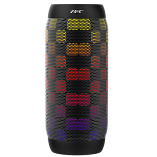 Enceinte Bluetooth LED Sans Fil