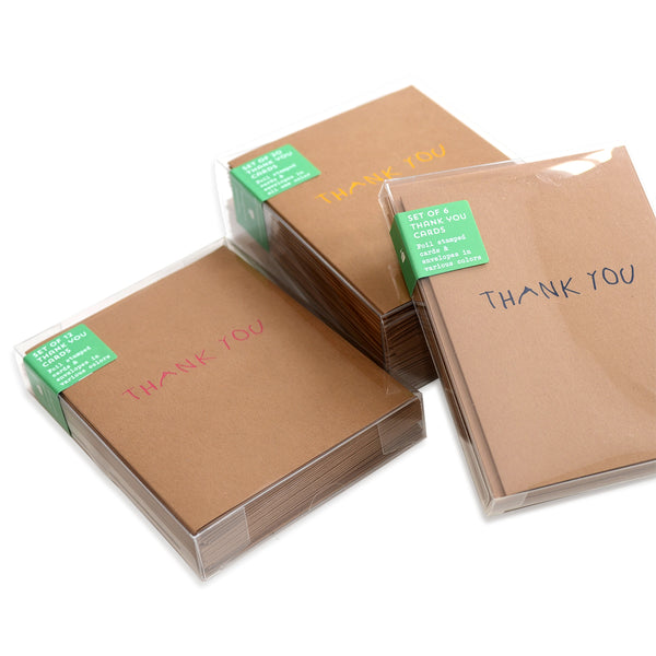 THANK YOU - various colors