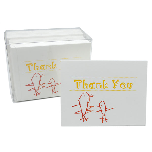 Custom kids THANK YOU cards