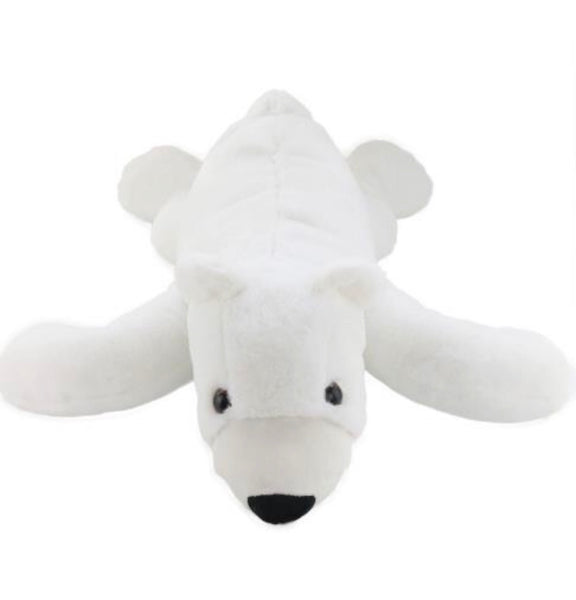 Polar Bear Pillow- Large Plush & Comfortable