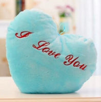 LED Pillow 'Heart' (color changing)