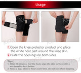 thermal knee brace
