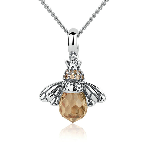 Queen Bee Pendants Necklace