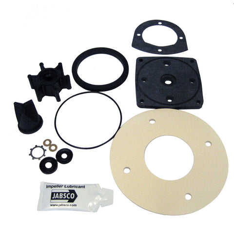 Jabsco Service Kit f/Electric Toilet 37010 Series [37040-0000]