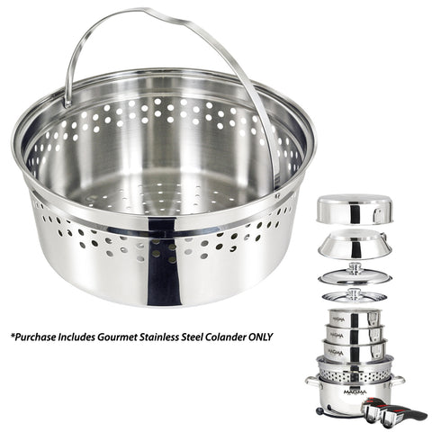 Magma Gourmet Stainless Steel Colander [A10-367]
