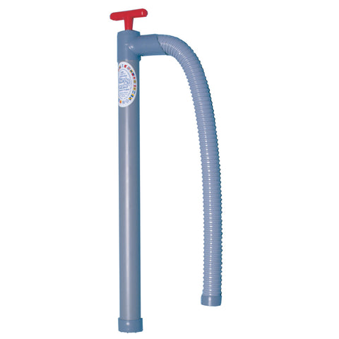 "Beckson Thirsty-Mate 24"" Pump w/24"" Flexible Reinforced Hose [124PF]"
