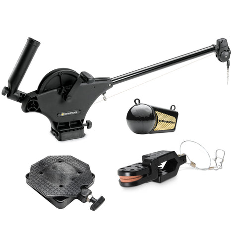 Cannon Uni-Troll 5 ST Manual Downrigger Trolling Kit [1901122]
