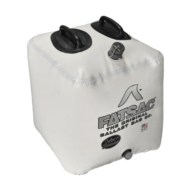 FATSAC Brick Fat Sac Ballast Bag - 155lbs - White [W702-WHITE]