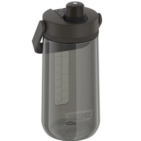 Thermos Guardian Collection Hard Plastic Hydration Bottle w/Spout - 40oz - Espresso Black [TP4349SM6]