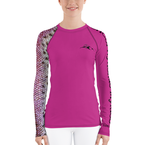 Women's Rainbow Trout Sun Guard/Base Layer