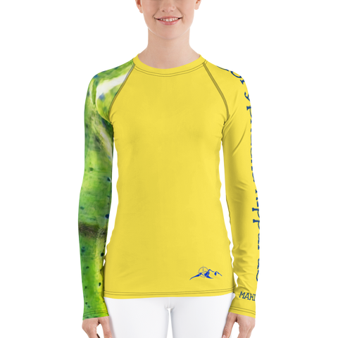 Women's Mahi-Mahi Sun Guard/Base Layer