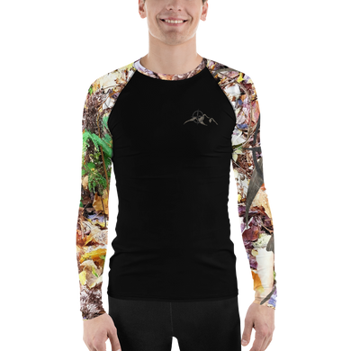 Men's Sun Guard/Base Layer - Fall Forest Floor