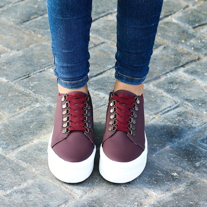 Top Sneakers Tinto - EMME