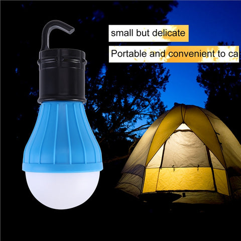 Portable LED Tent Light Bulb