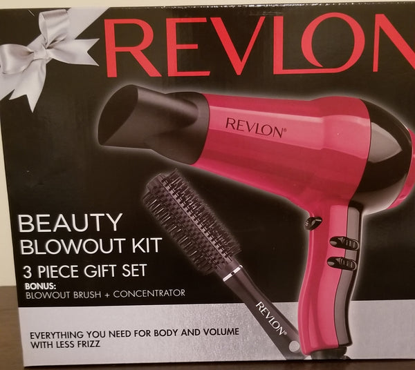 Revlon beauty blowout kit