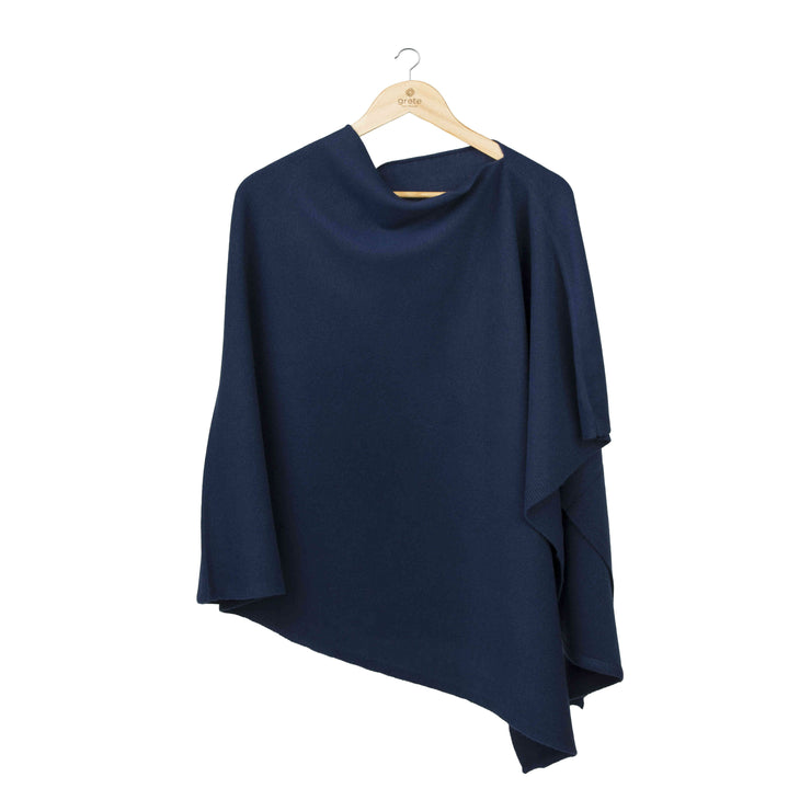 Plus Size Essential Poncho Wrap