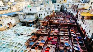 The imperial Fez and tanneries resistance