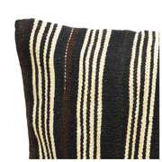 Decorative Kilim Pillow Cover -  Moroccan Handmade Cozy pillow