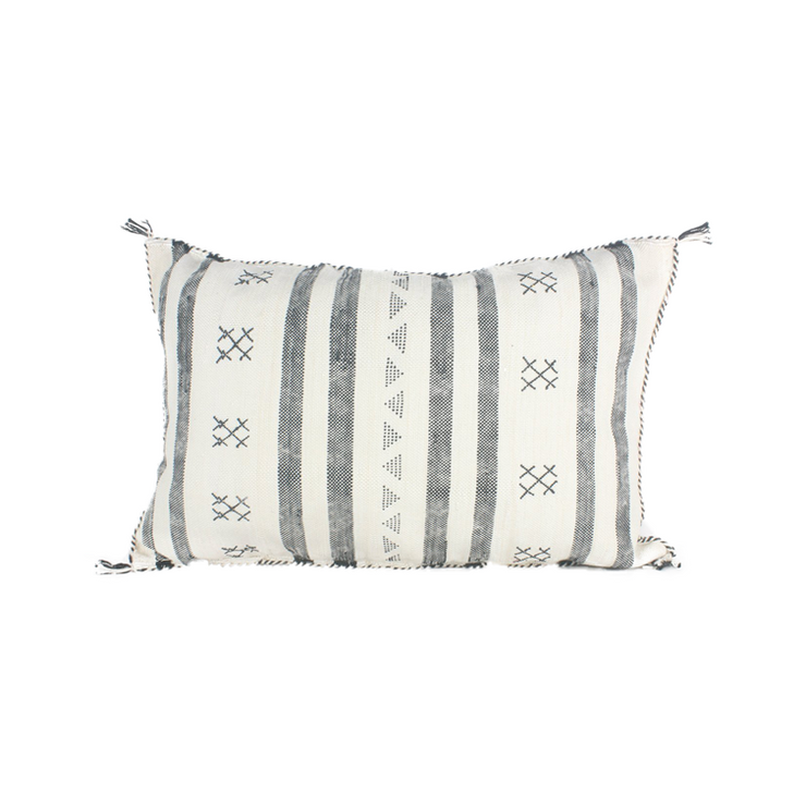 CACTUS SILK Ivory Pillow