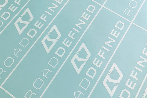 Roaddefined Decal