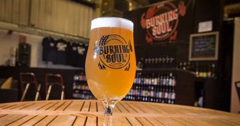 Burning Soul Beer