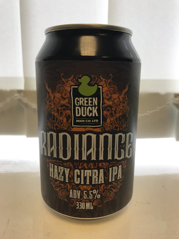 Green Duck Beer Co IPA