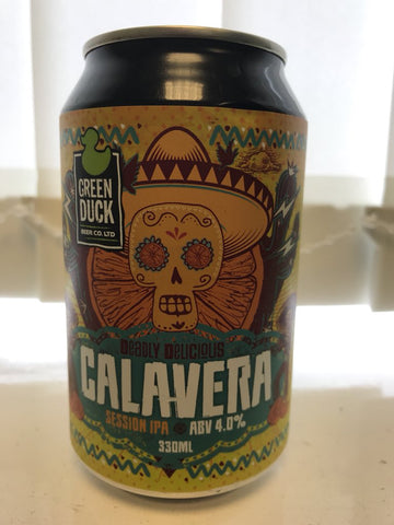 Calavera Green Duck Beer Co