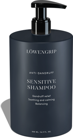 Anti-Dandruff - Sensitive Shampoo 500ml