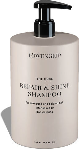 The Cure - Repair & Shine Shampoo 500ml