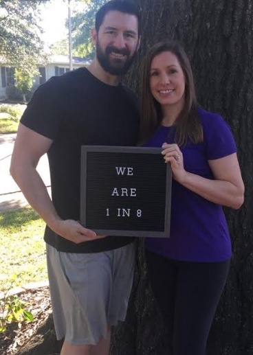 Nick & Abby's Mental and Physical IVF Journey-Optimism,Hope and Strength