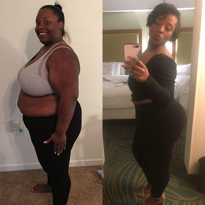 Transformation Tuesday: Weight Loss Journey