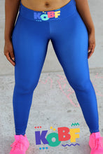 Load image into Gallery viewer, Kiss Of Beauty Fitness Leggings Design