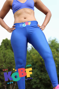 Kiss Of Beauty Fitness Leggings Design
