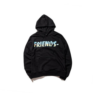 Friends - flames
