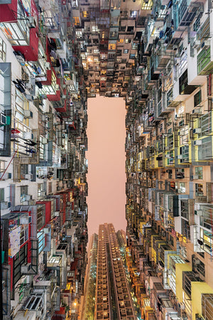 Stacked - Hong-Kong - China