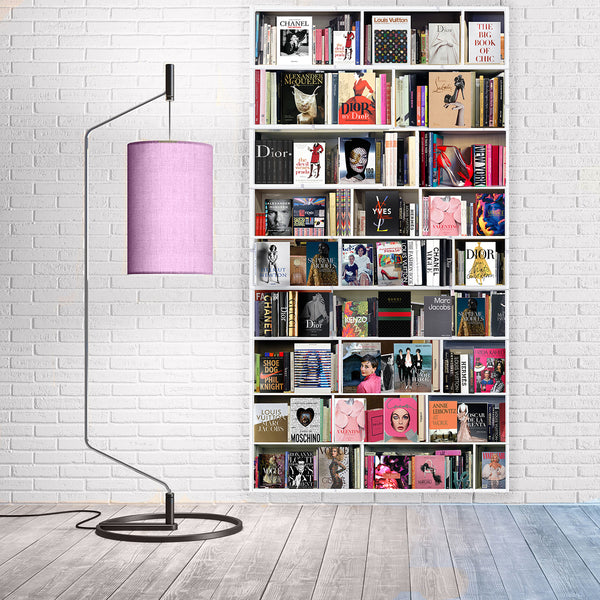BOOKS & BOOKS /  THE FASHION THEME / By WallCandy