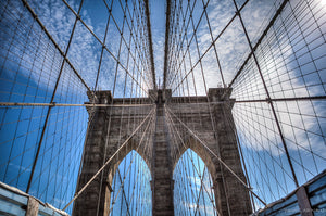 Brooklyn Bridge / NYC By Yann Arnaud