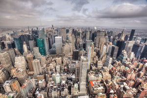 NEW-YORK CITY VIEW By Yann Arnaud