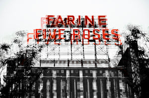 Farine Five Roses Flour / Montreal / Art Photography