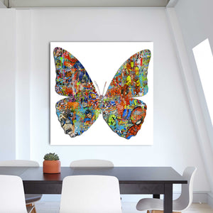 "BUTTERFLY "" SUPERHERO""  By WallCandy"