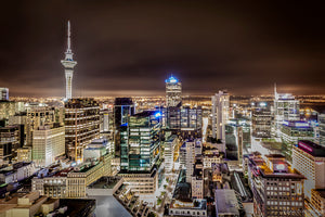 NZ VIEW By Yann Arnaud