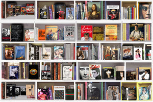 "BOOKS & BOOKS - ""THE GALLERY THEME"""