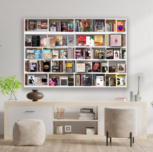 "BOOKS & BOOKS - ""THE GALLERY-2 THEME"""