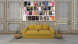 "BOOKS & BOOKS - ""THE FASHIONISTA THEME"""