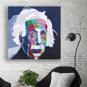 Einstein / Pop Art / Dalit Marom