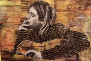 Kurt Cobain / by Leylaisonfire / Pop Art